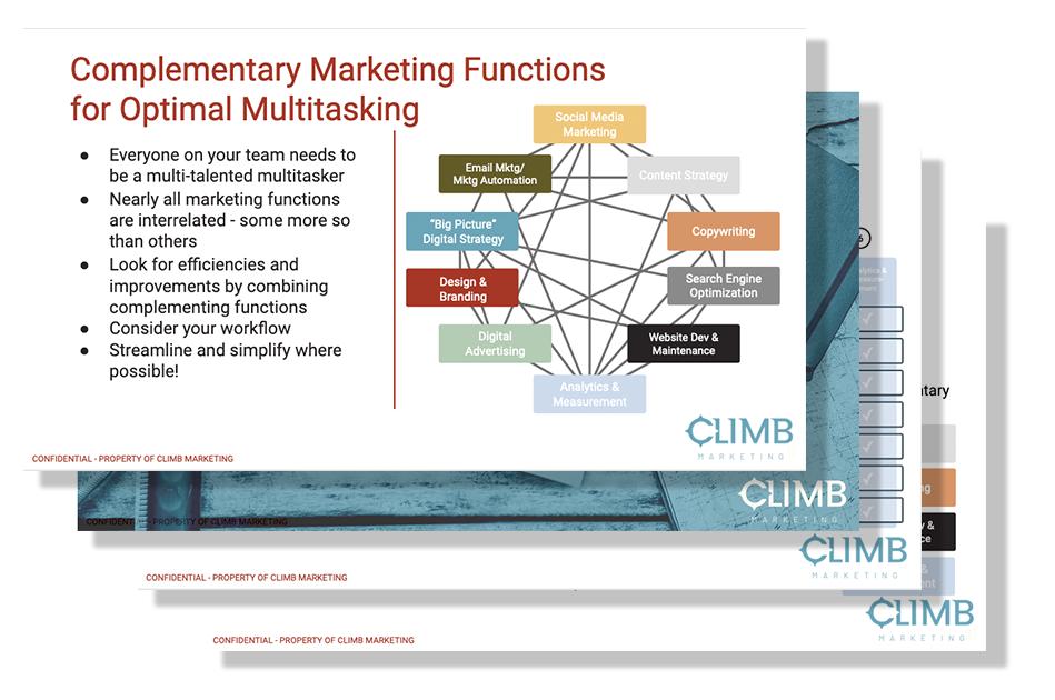 Team Structure webinar slides